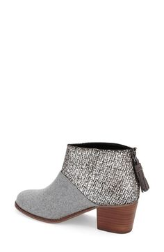TOMS 'Leila' Ankle Bootie (Women) | Nordstrom
