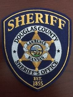 Douglas county Sheriff KS