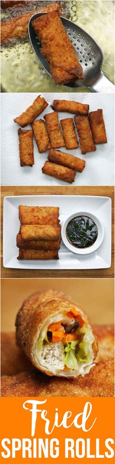 Chicken & Veggie Spring Rolls 123rf.com  A plastic bag will trap moisture and cause them to mildew. Put them in a paper bag in the fridge or in a cool, dry place
