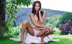 Женская эротика | Women erotic | Модель Микаэла Исиззу | Michaela Isizzu