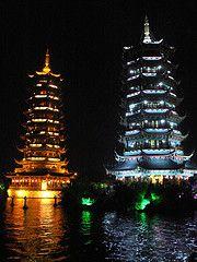 GuiLin China. mis viajes