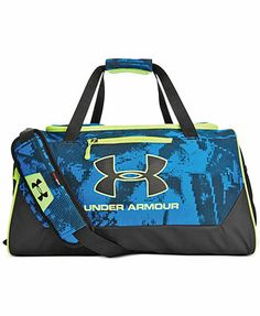 Under Armour Bag, Hustle Small Duffle Bag