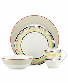 kate spade new york Dinnerware #registry #wedding #ido BUY NOW!