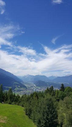 Summer in Mösern - Inn Valley Alps, Austria, Summer, River, Mountains, Nature, Outdoor, Summer Recipes, Naturaleza