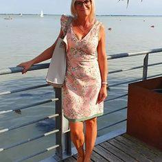 Jadwiga Hankus ,. Summer Dresses, Fashion, Moda, Summer Sundresses, Fashion Styles, Fashion Illustrations, Summer Clothing, Summertime Outfits, Summer Outfit