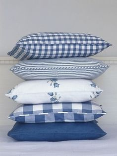 Cushions for the settle..