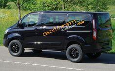 Ford Tourneo Transit Custom 4x4 | extremfahrzeuge.com