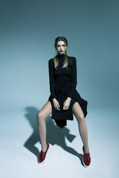 c74ccf91aca7 Interview with Abbey Lee as her new campaign for Superga is released. Abbey  Lee Kershaw