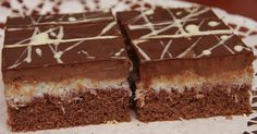 European Dishes, Czech Recipes, Pastry Cake, Sweet Cakes, Desert Recipes, Sweet Recipes, Cupcake Cakes, Food To Make, Nutella