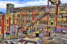 5Pointz, Mecque du graffiti new-yorkais