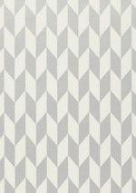 €62,90 Precio por rollo (por m2 €12,03), Papel pintado cocina, Material base: Papel pintado TNT, Superficie: Liso, Aspecto: Mate, Diseño: Elementos geométricos, Color base: Blanco crema, Color del patrón: Aluminio gris, Características: Buena resistencia a la luz, Difícilmente inflamable, Fácil de desprender en seco, Encolar la pared, Resistente al lavado