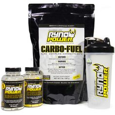 Ryno Power Endurance Athlete Pack - Carb