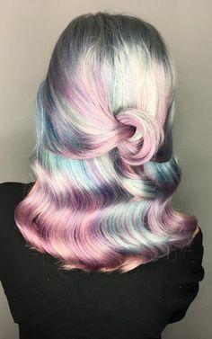 Pflege von Haar Farbe