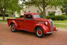 1938 Diamond T Truck - Google Search