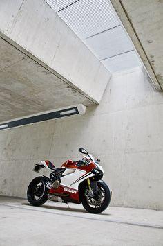 Ducati Panigale 1199 S Tricolore - Perfezione.....