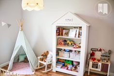Bookcase, Toddler Bed, Handmade, Diy, Furniture, Home Decor, Home, Do It Yourself, Homemade Home Decor