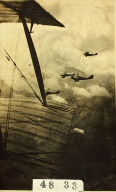 World War One by San Diego Air & Space Museum Archives, via Flickr