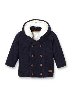 Gilet manteau à capuche amovible
