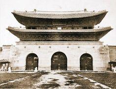 Gwanghwamun Gate 경복궁(景福宮)의 어제와 오늘
