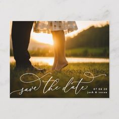 Shop White Lettering Overlay Save the Date Photo Card created by PhrosneRasDesign. Personalize it with photos & text or purchase as is! Save The Date Photos, Save The Date Cards, Invitation Design, Invitations, Beautiful Calligraphy, Wedding Save The Dates, Photo Cards, Overlays, Wedding Inspiration