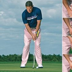 Sean Foley: Keep Your Ball Position Constant - Golf Digest