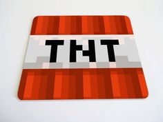 Minecraft mousepad for more explosive clicking