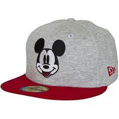 New Era 59FIFTY Jersey Cap Disney Mickey Mouse Mickey Mouse Outfit, Mickey  Minnie Mouse, ce55a325f2b5
