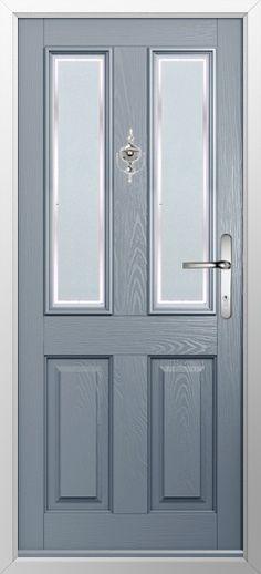 Solidor - Design your dream door online Grey Front Doors, Doors Online, Composite Door, Armoire, Tall Cabinet Storage, Dreaming Of You, Garage Doors, Windows, Outdoor Decor