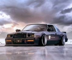 This Is One Awesome Pro-Touring Buick Grand National!!!