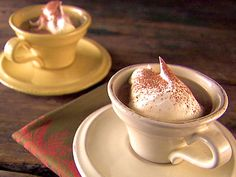 Chocolate Macchiato Recipe : Giada De Laurentiis : Recipes : Food Network