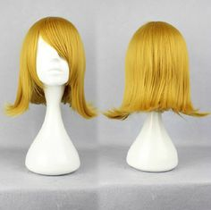 Vocaloid Rin Cosplay Wig from Cosrea Cosplay