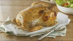 Recipes - Roasted Chicken Cooking Video #Recipes #recipe #cook #food