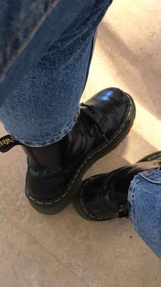 398bc71e56c Σύνολα Grunge, Παπούτσια Τύπου Oxford, Ρούχα, Στυλ Vintage, Παπούτσια