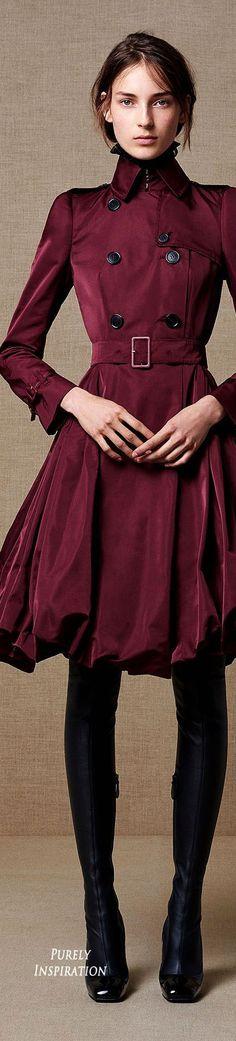 Alexander McQueen FW2015 Women's Fashion RTW | Purely Inspiration #alexandermcqueen2016