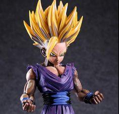 Action figure Dragon Ball Z - Son Gohan Super Saiyan – My Anime Stuff - Action figure Dragon ball  - sangohan - figurine DBZ - miniature DBZ - Anime figure gohan - Statue DragonBallZ