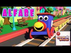 Sevimli Tren Hodo ile Alfabe Öğreniyoruz (1-2-3 TÜM BÖLÜMLER) - Okul Öncesi - ABC ŞARKISI - YouTube