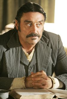 Deadwood - Ian McShane