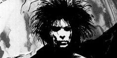 Endless Sandman By Neil Gaiman Comics ✝ Neil Gaiman, Comic Book Characters, Comic Books Art, Comic Art, Michael Sheen, Nocturne, Morpheus Sandman, Death Sandman, Enter Sandman