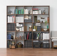 Muji Shelves | pinned into #sideeffects board