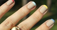 Tendencias Hoy: Manicure Neon - Belelú