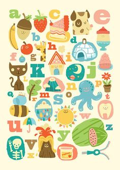 ABC Alphabet by Steph Says Hello