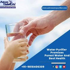 """""""Water Purifier Promises Purest Water And Best Health"""" BEST WATER RO COMPANY IN GURGAON PAY FOR WHAT YOU DRINK 📲: +91- 9818406309 🌐: www.aslrowaterpurifier.com 📧: aslenterprises35@gmail.com #WaterRo #Love #India #RO #Purifier #Quality #Minerals #Customer #HappyCustomer #Smile #PH #Water #Health #Healthy #NonAcidic #Acidity #WaterPurifier #Life #Family #Digestion #Delhi #Gurgaon Kent Ro Water Purifier, Ro Purifier, Water Company, Reverse Osmosis Water, Ph Water, Pure Products, Minerals, Healthy, India"""