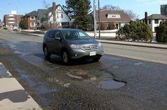 Pothole season #tbay