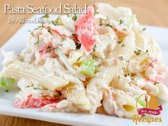 Pasta Seafood Salad Recipe from Allfood.Recipes
