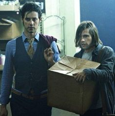 Eliot & Quentin - The Magicians