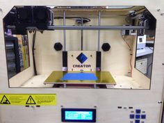 3DプリンターFLASHFORGE JAPAN Creator