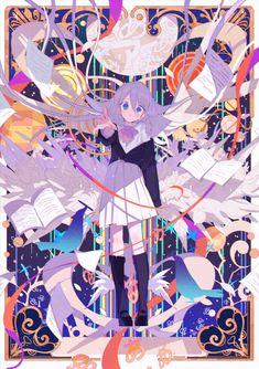 Anime Art Girl, Manga Art, Anime Girls, Pretty Art, Cute Art, Character Art, Character Design, 5 Anime, Wow Art
