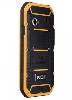 SmartPhone NO.1 Terminator | Dual SIM (Resistente ao choque, água & poeira) DESBLOQUEADO