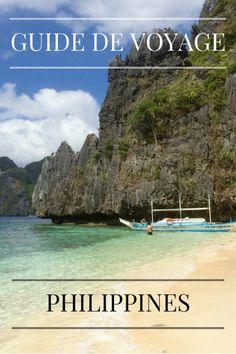 Guide de voyage aux Philippines. Toutes les informations pour créer votre itinéraire et faire votre budget.