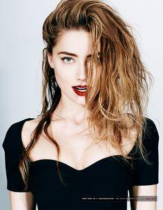 Amber Heard for Jalouse Magazine Amber Heard Hot, Amber Head, Foto Portrait, Gal Gadot, Woman Crush, Beautiful Celebrities, Hollywood Actresses, Medium Hair Styles, Pose